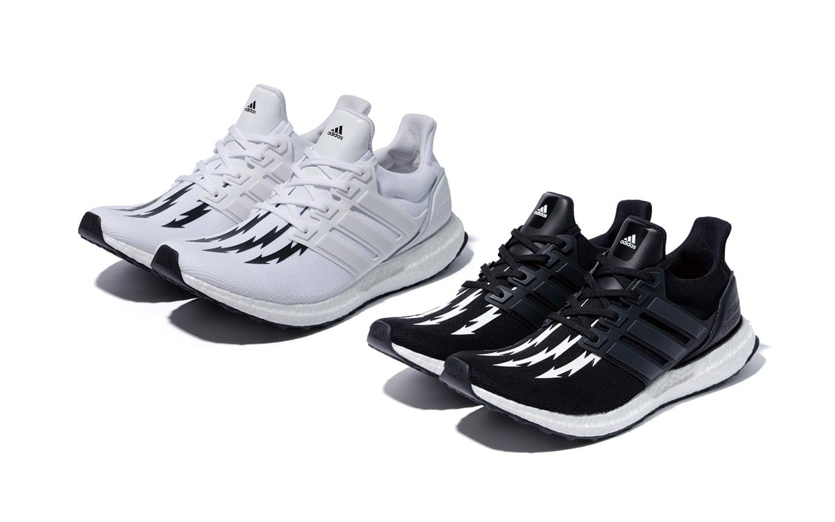 The NEIGHBORHOOD x adidas UltraBOOST Collection Releases This Week!