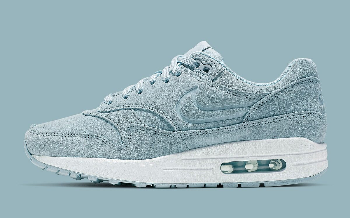 Debossed Air Max 1s to Arrive in Armory Blue - HOUSE OF HEAT ...