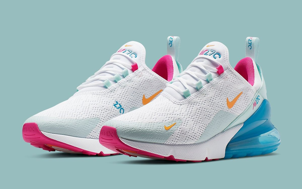 Easter-Themed Air Max 270s are Available Now!