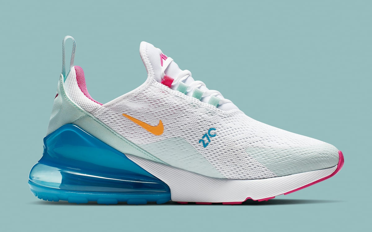 Nike Air Max 270 Easter CJ0568-100