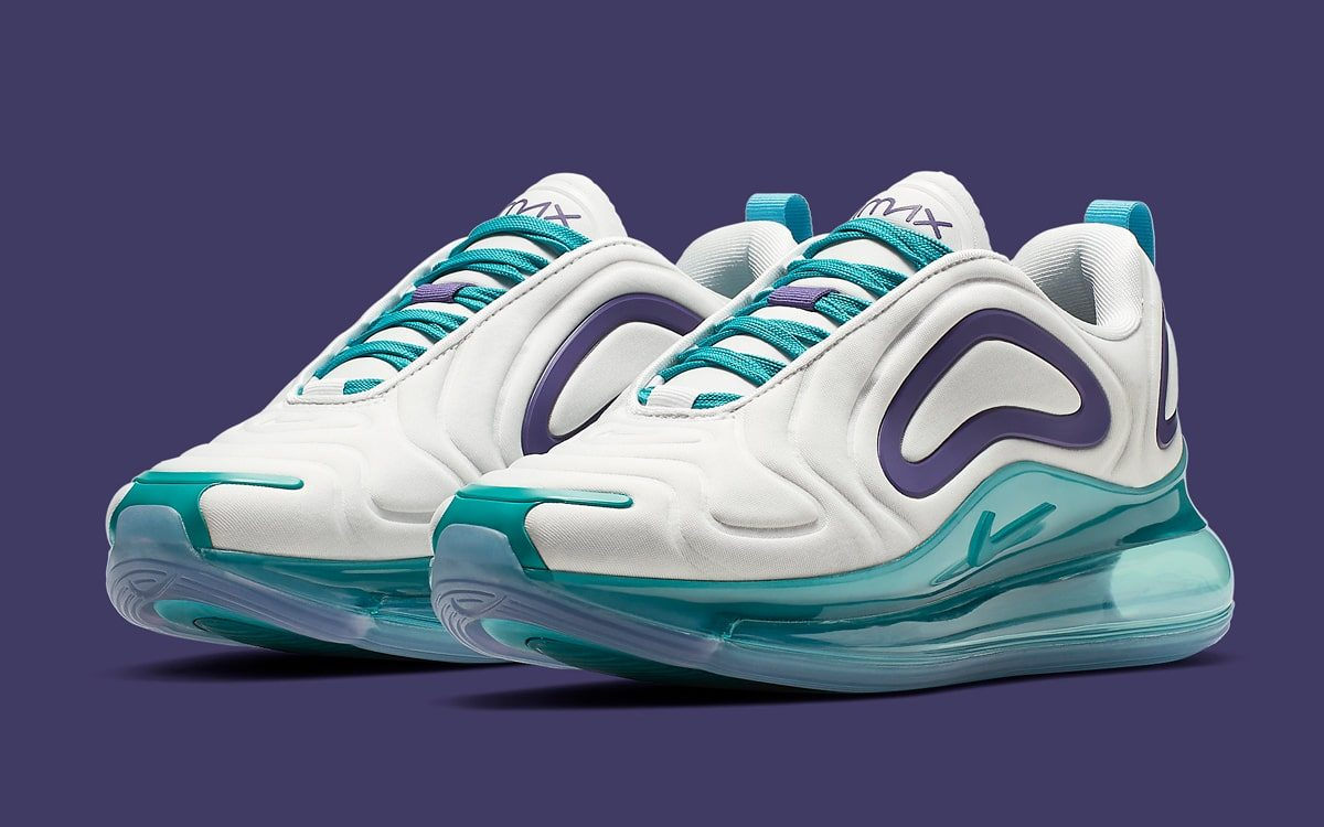 Available Now Nike Add Hornets Colors to the Air Max 720