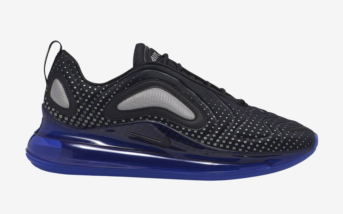 Pixel Prints and Leather Overlays Arrive on the Air Max 720