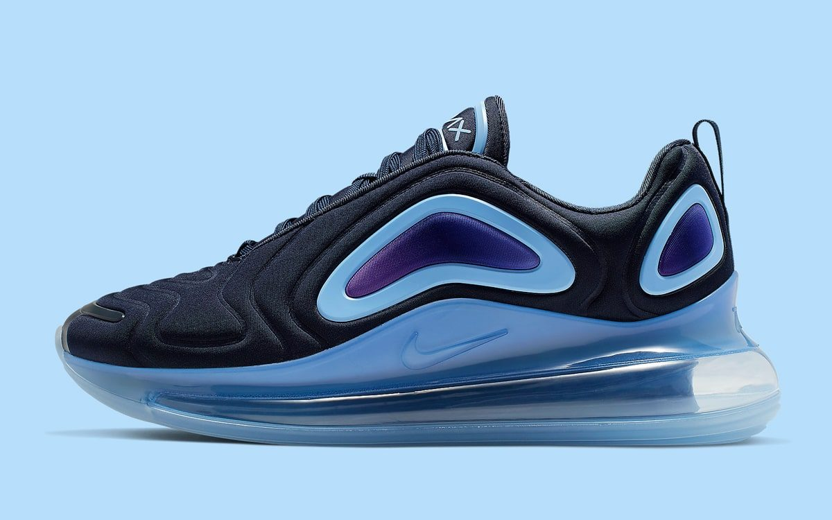 Available Now // Nike Usher in a UNC-Theme for the Air Max 720