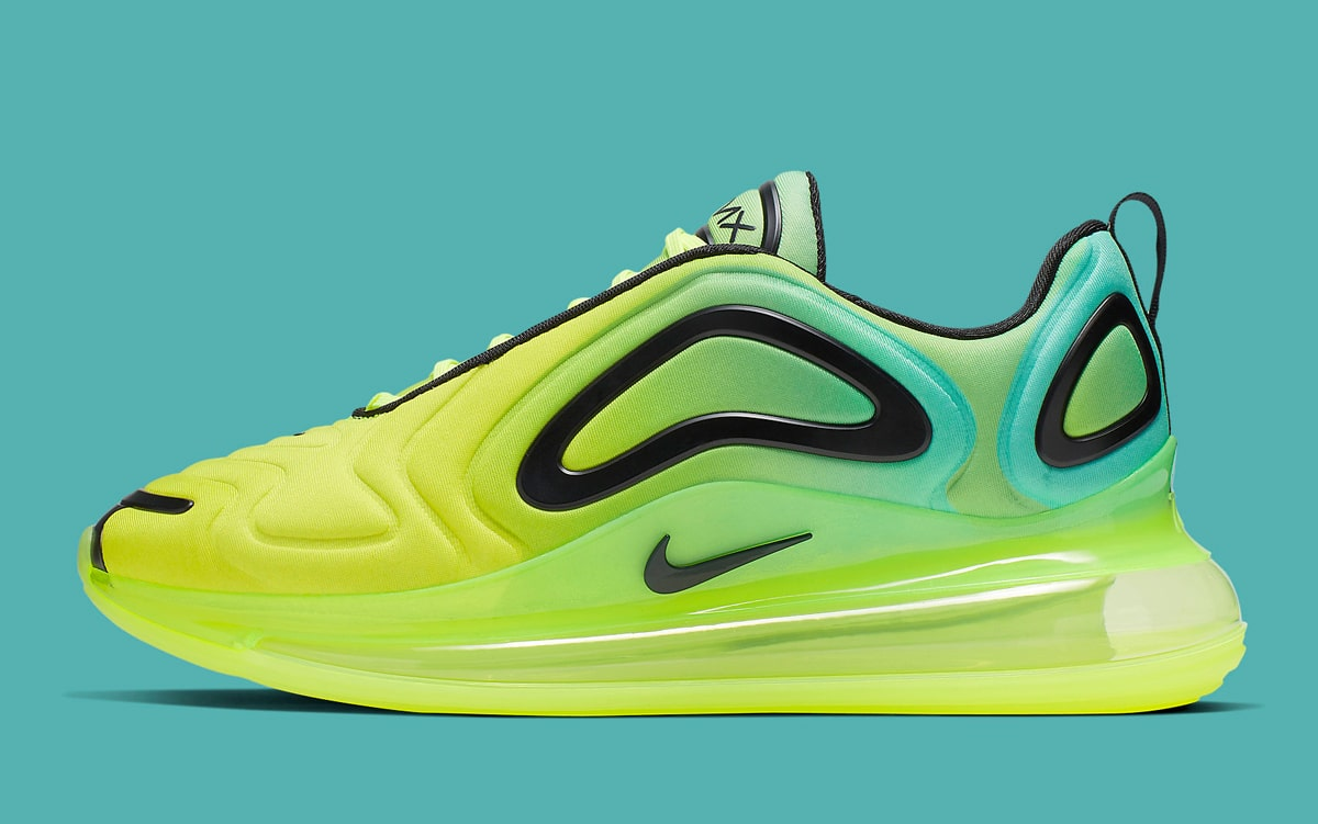 Available Now VoltBlack Air Max 720 HOUSE OF HEAT