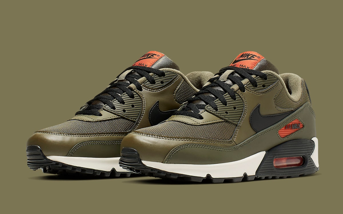 fee4d92734 Available Now // Nike's Next Air Max 90 Takes on an Undeniably ...