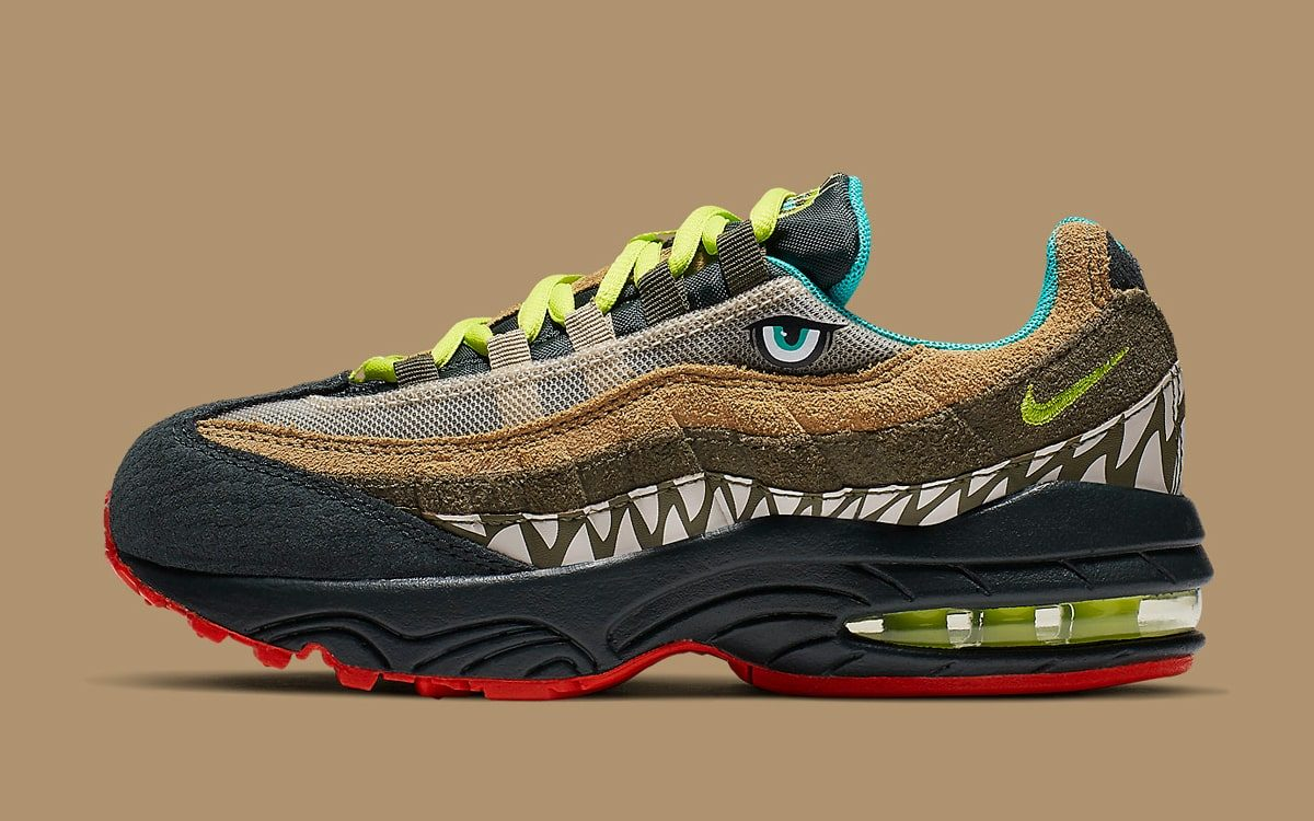 Available Now // Nike Made an Air Max for Little Monsters