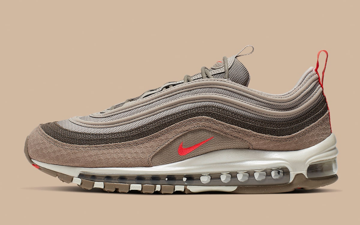 814b3ce60c013 Earthy, Textured Tooling Arrives on the Air Max 97 - HOUSE OF HEAT ...