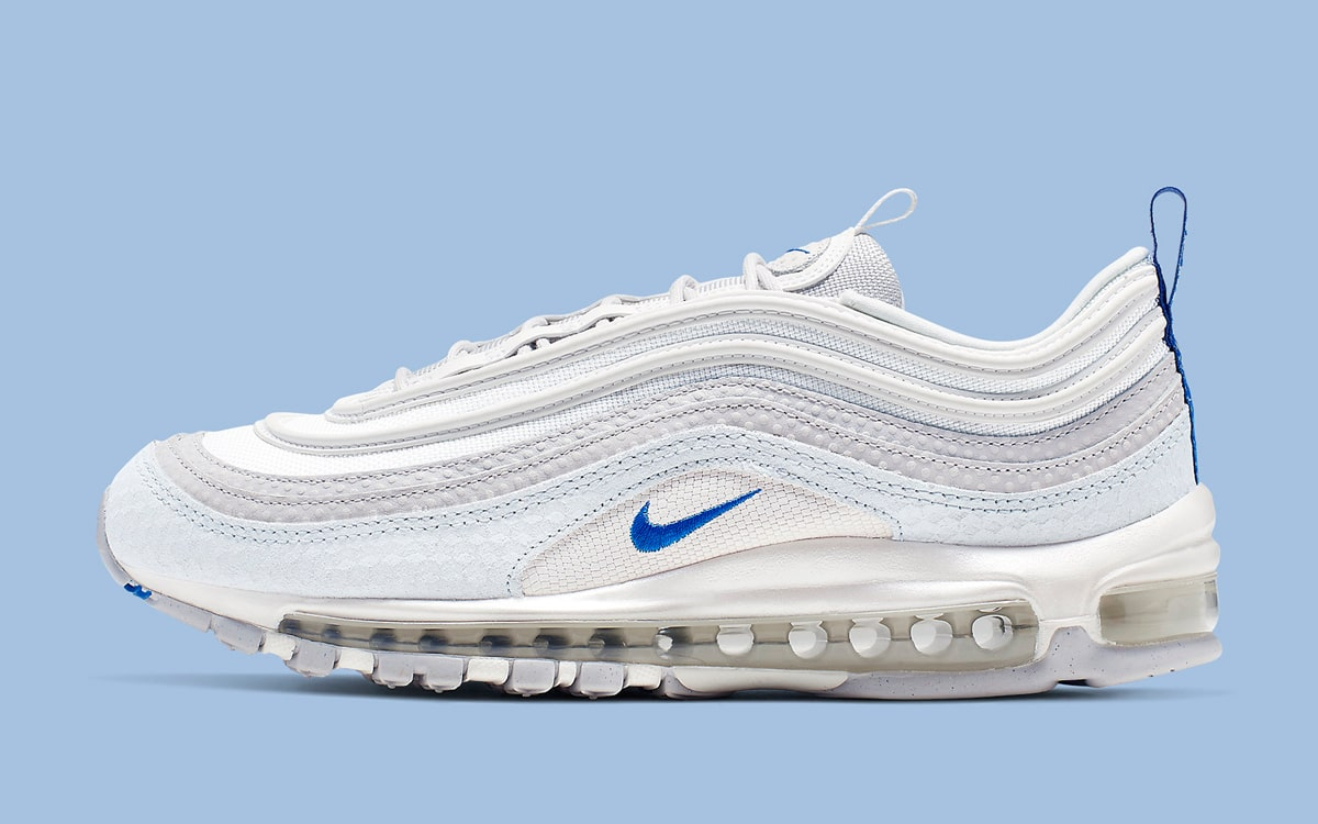 Nike Tack on Textured Toolings to the Air Max 97 HOUSE OF