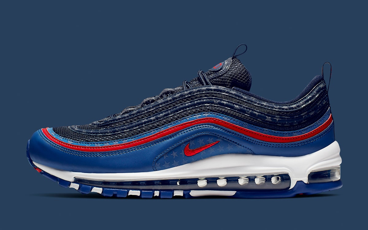 Nike Air Max 97 Stars and Stripes