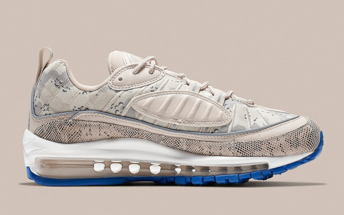 b276f5a0df82f Available Now // Air Max 98 in Camo and Snakeskin - HOUSE OF HEAT ...