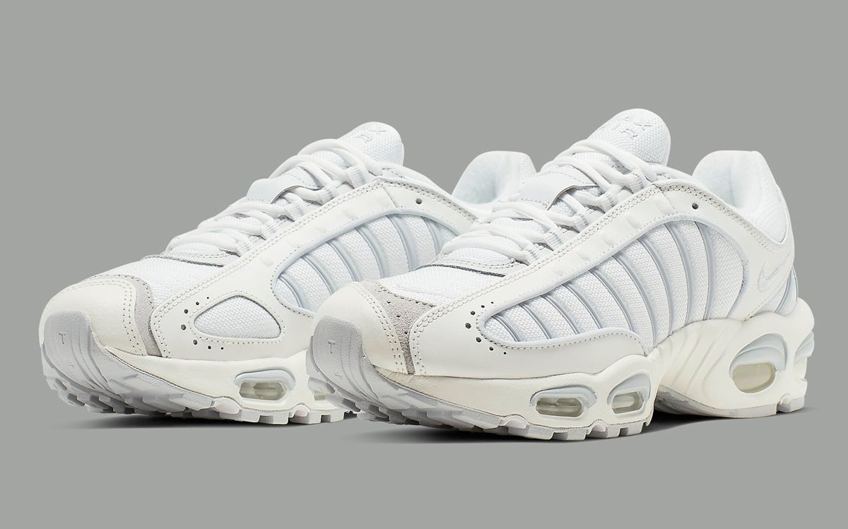 "Nike Air Max Tailwind Set to Arrive in ""Pure Platinum"" for Summer"