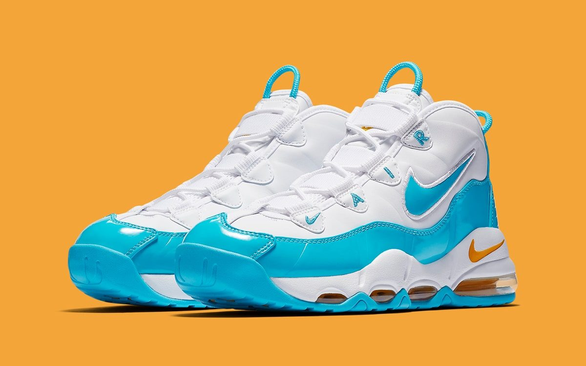 Available Now The Air Max Uptempo 95 Arrives In Nuggets Vibed