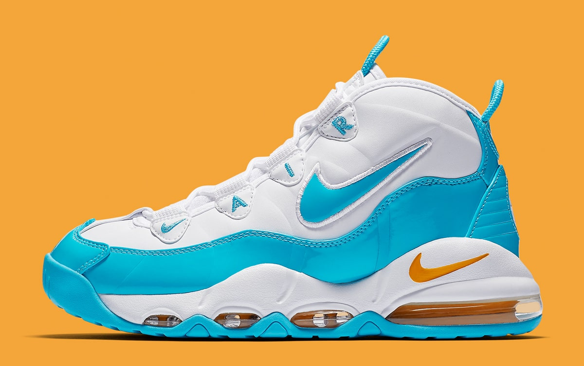 Available Now The Air Max Uptempo 95 Arrives in Nuggets