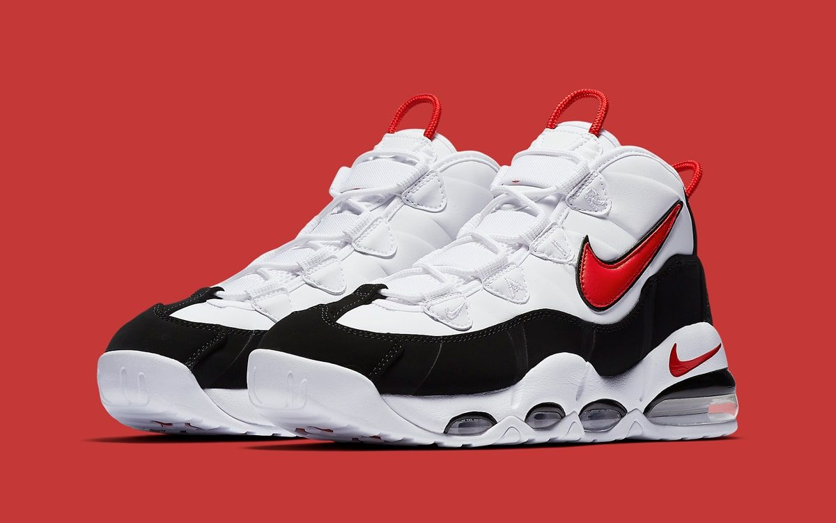 "Available Now // Scottie Pippen's OG ""Bulls"" Air Max Uptempo 95"