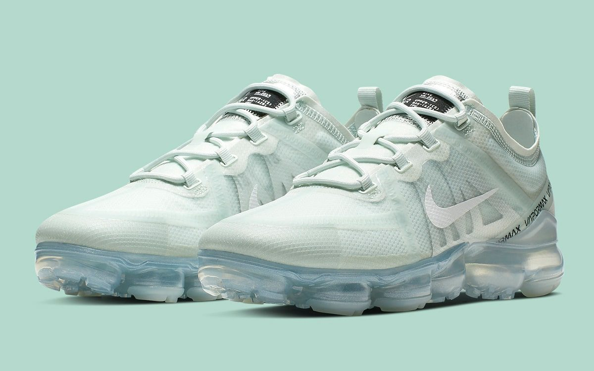 "Available Now // Nike Air VaporMax 2019 ""Barely Grey"""