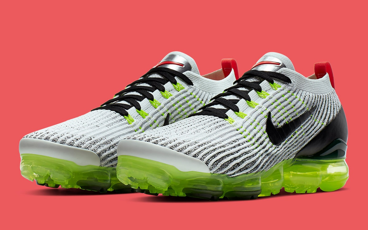 size 40 a0bbf 569af There's Even More Volt/Bright Crimson VaporMaxs on the Way ...