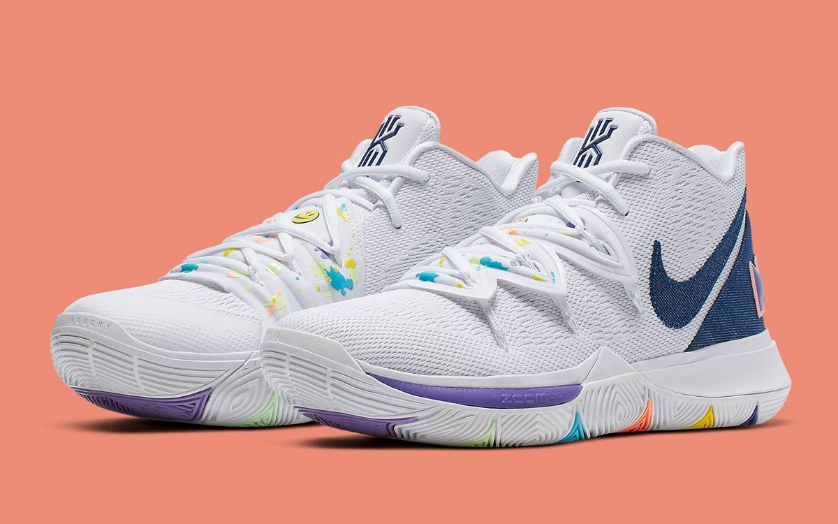 "The Nike Kyrie 5 ""Have a Nike Day"" Finally Releases on June 8th"