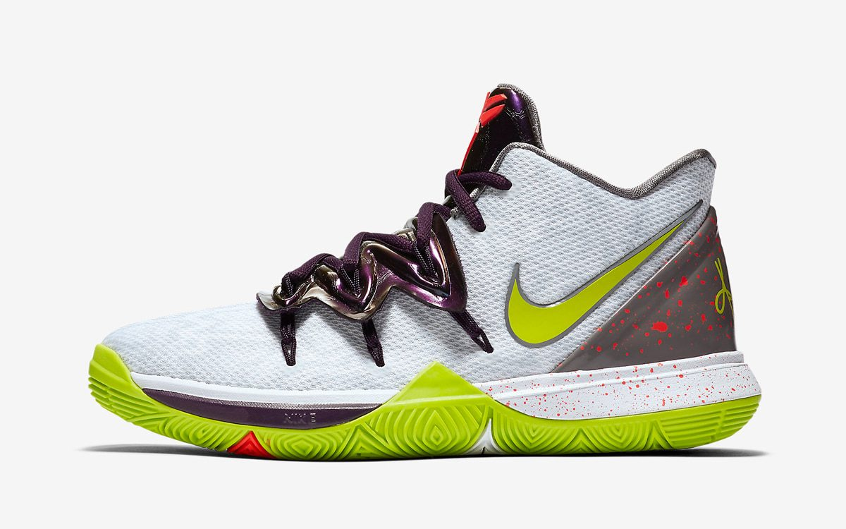 "separation shoes c4004 f4a45 Nike to Drop a Kobe 5 ""Chaos""-Inspired Kyrie 5 for Mamba Day"
