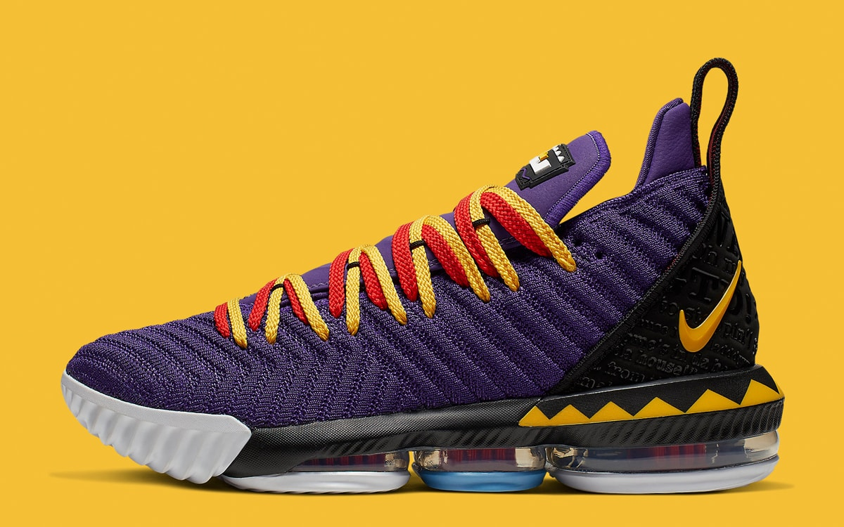 ad5cf01a81afb The Nike LeBron 16