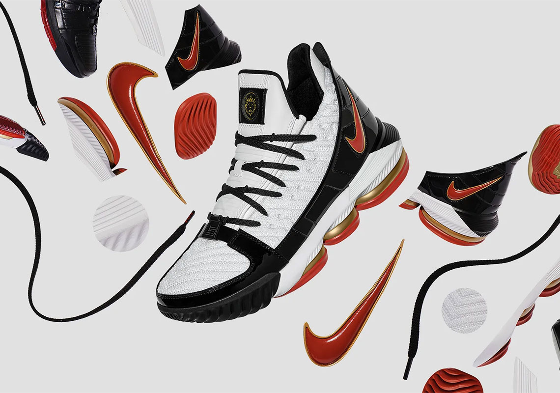 "Acumulativo Hombre rico Entretener  Where to Buy the Nike LeBron 16 ""Remix"" - HOUSE OF HEAT 