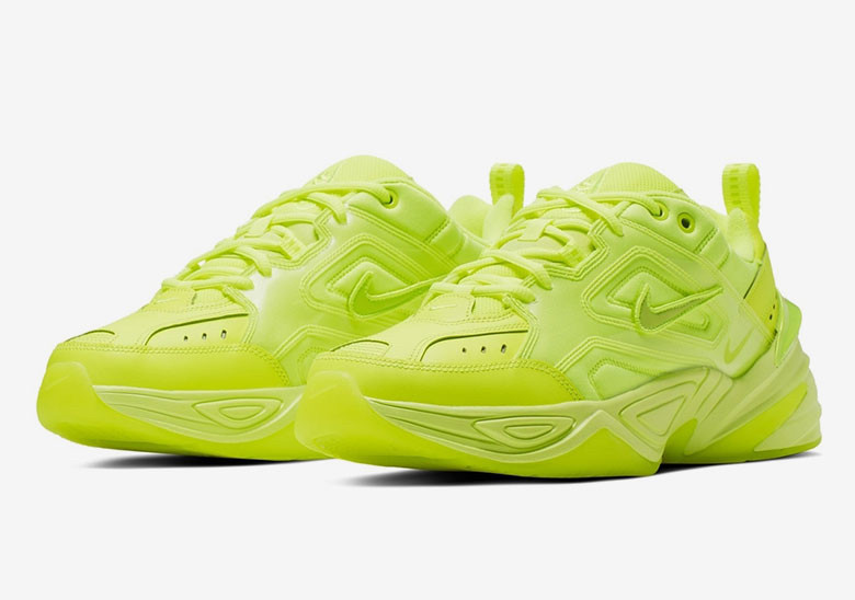 The Nike M2K Tekno GEL Gets Fully Charged in Volt