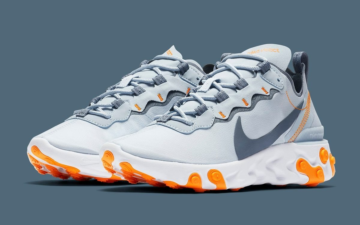 Grey-Blue Hues Hit this New React Element 55