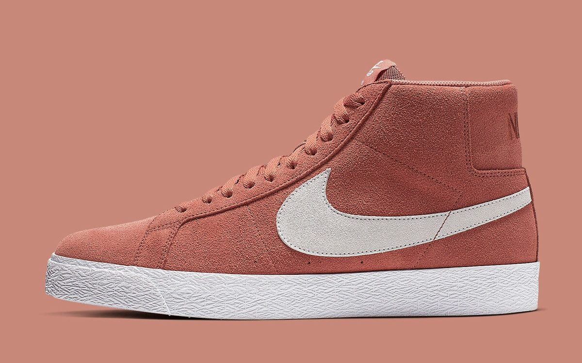 a795bf897a50 Available Now    Nike SB Blazer Mid