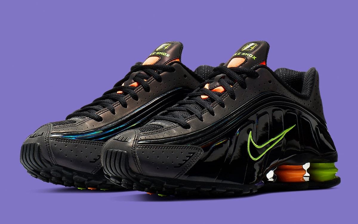 New Nike Shox Surfaces with Multi
