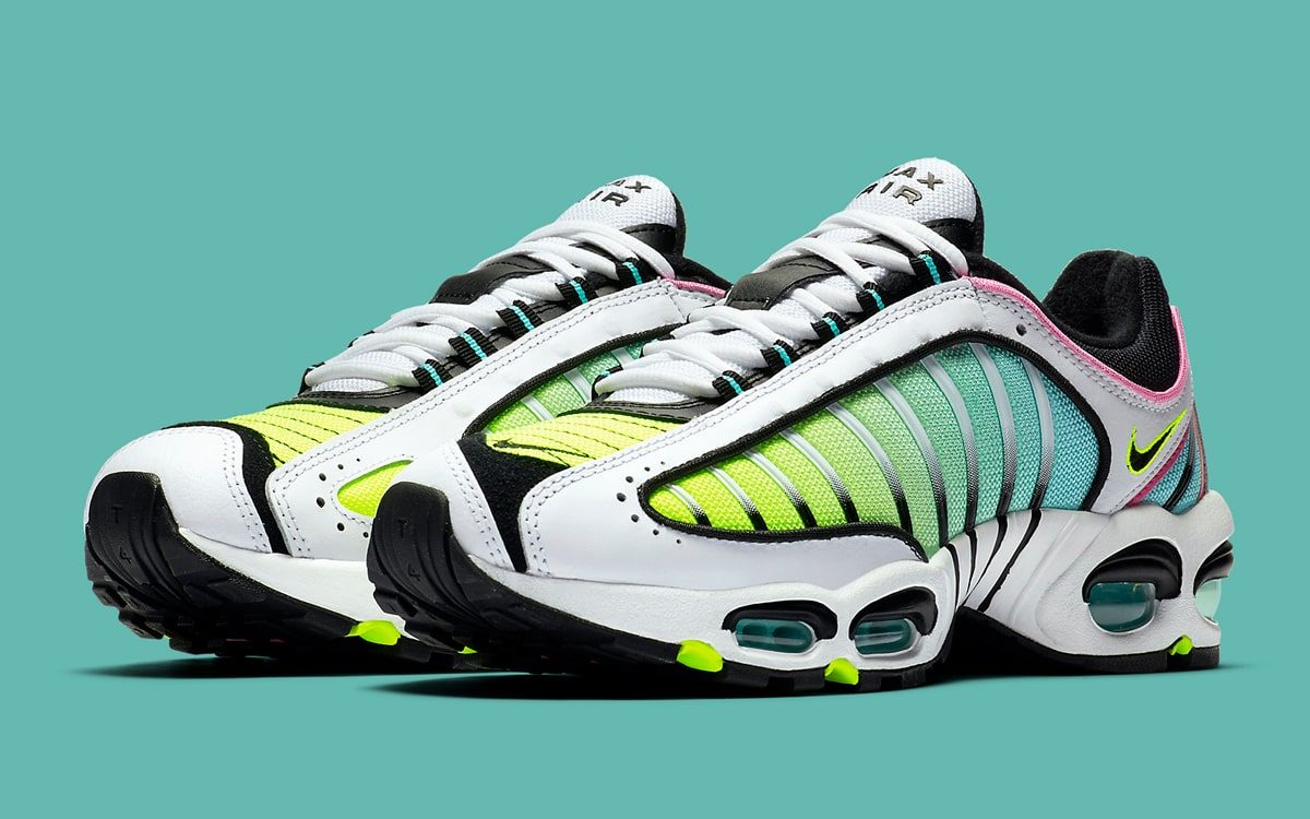 "Available Now // Nike Air Max Tailwind IV ""China Rose"""