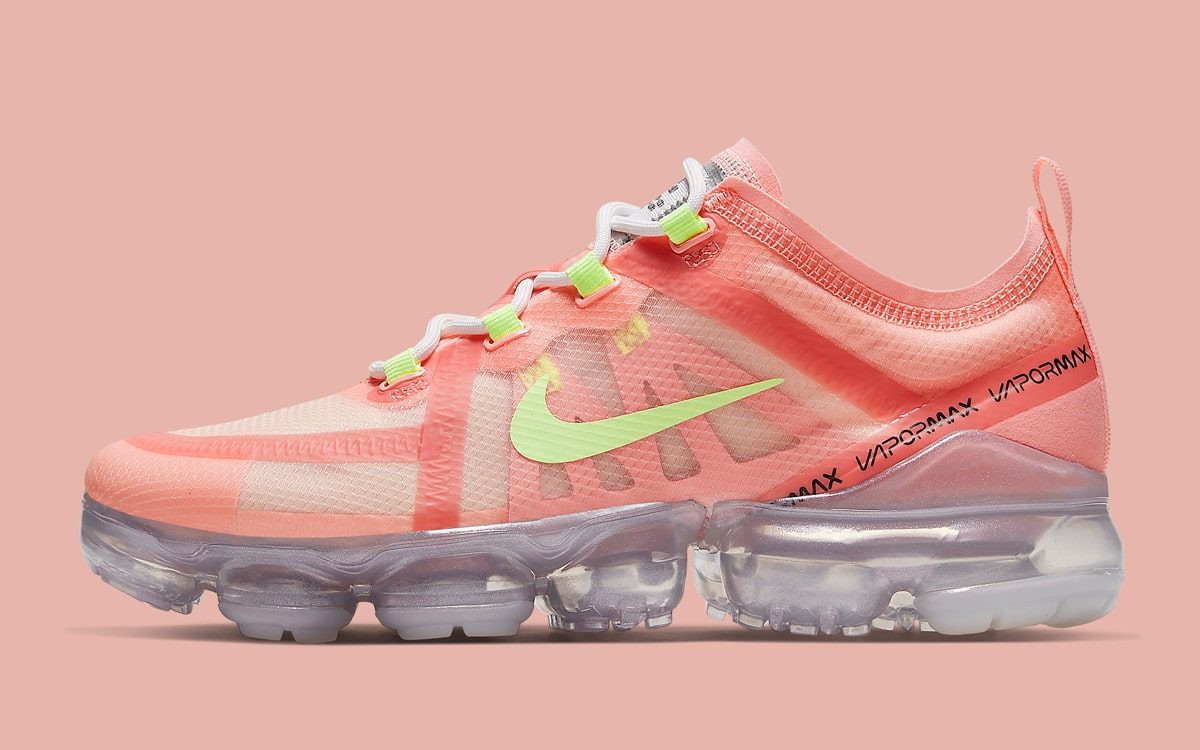 "Available Now // Nike VaporMax 2019 ""Pink Tint"""