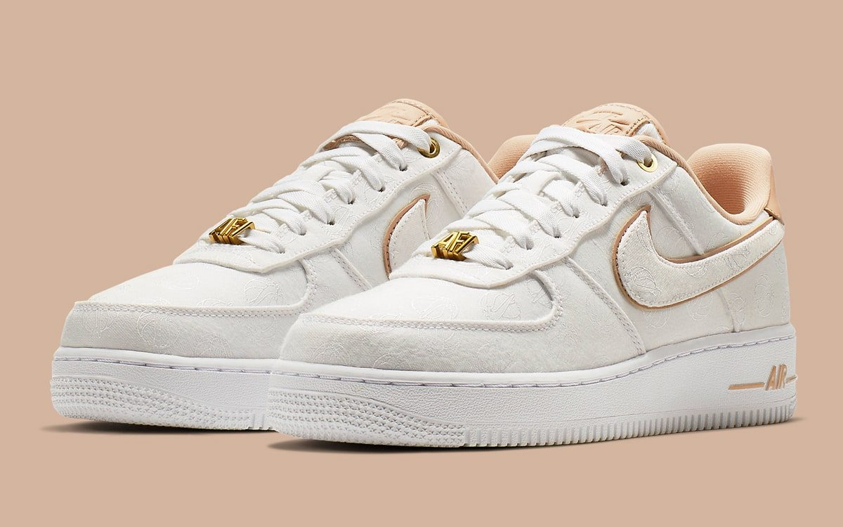 The Air Force 1 Lux Arrives in Two Epic Embroidered Options