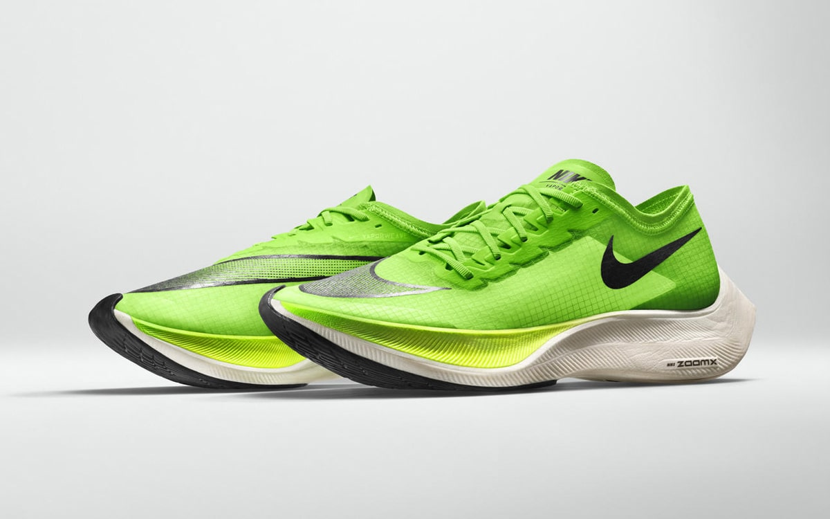 Nike's ZoomX VaporFly NEXT% Sees a