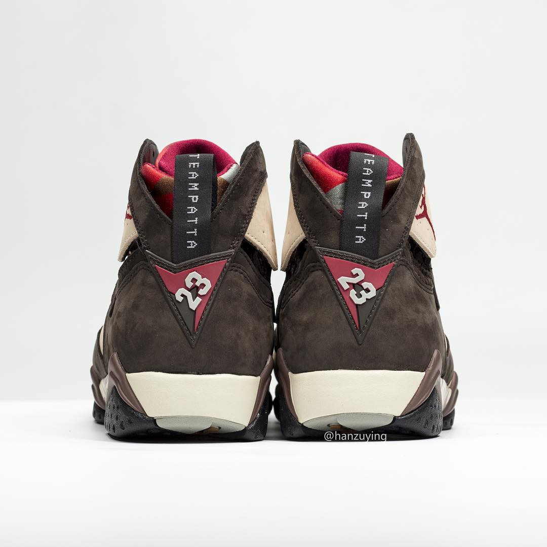760dc49faf04d9 Official Looks at the Patta x Air Jordan 7 - HOUSE OF HEAT