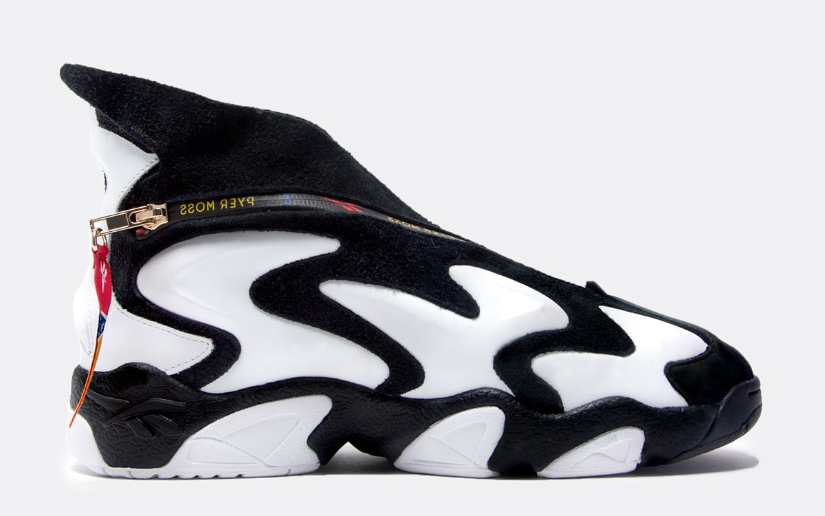 Pyer Moss x Reebok Mobius Experiment 3