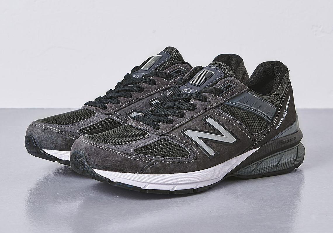 online retailer 2f66a 0e202 United Arrows Tone Down the New Balance 990v5 Dad Shoe ...