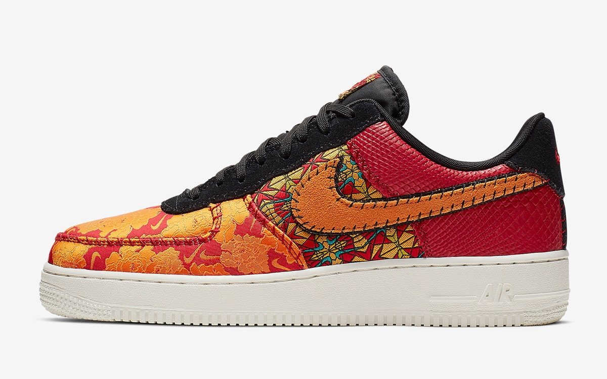 Nike Air Force 1 Low CNY Chinese New Year AV5167 600 Release