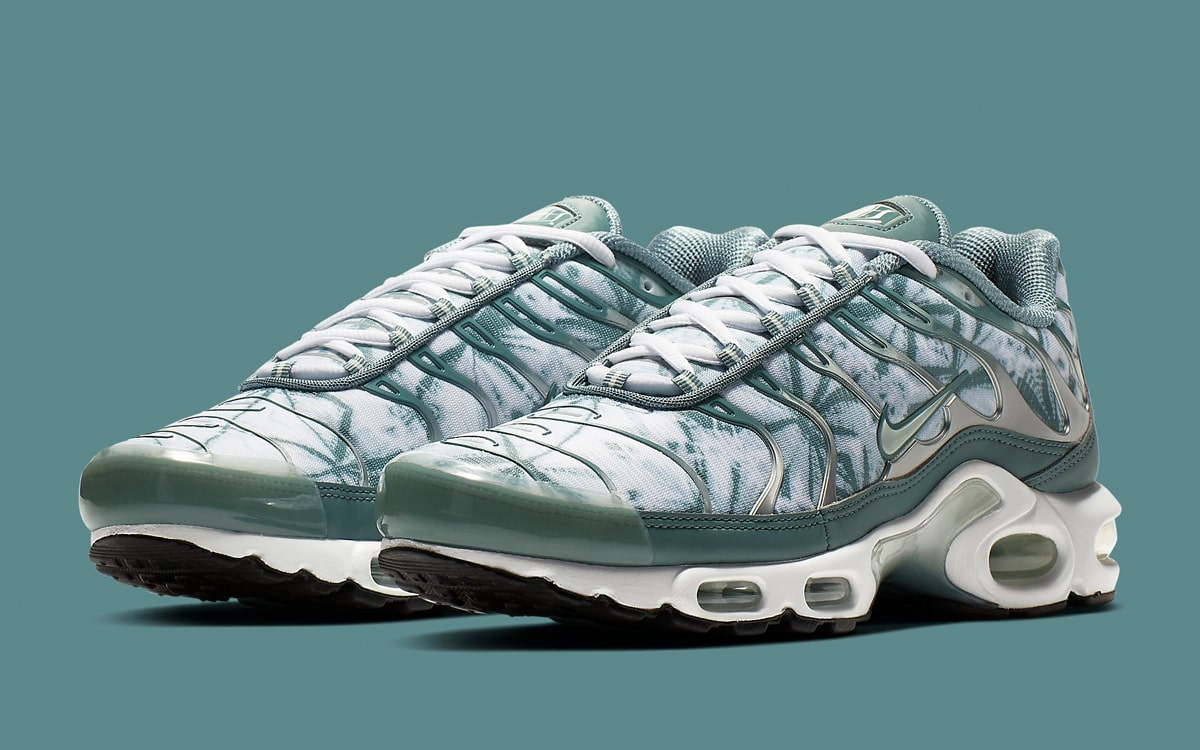 The Nike Air Max Plus Palm Pack Is Available Now House Of Heat