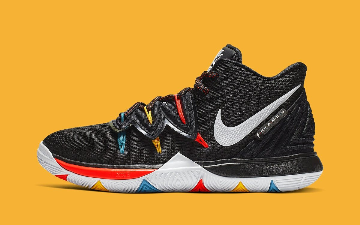 "The Nike Kyrie 5 ""Friends"" Releases on May 16th"