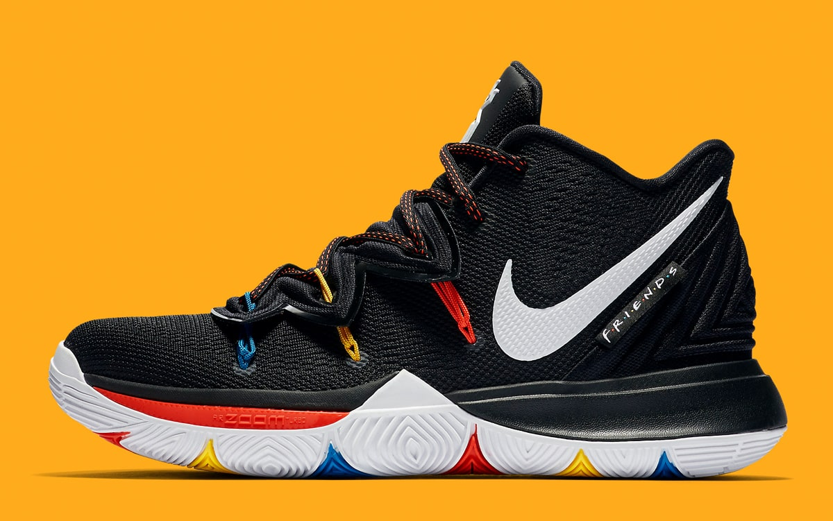"finest selection c0edf 12de1 The Nike Kyrie 5 ""Friends"" Releases on May 16th"
