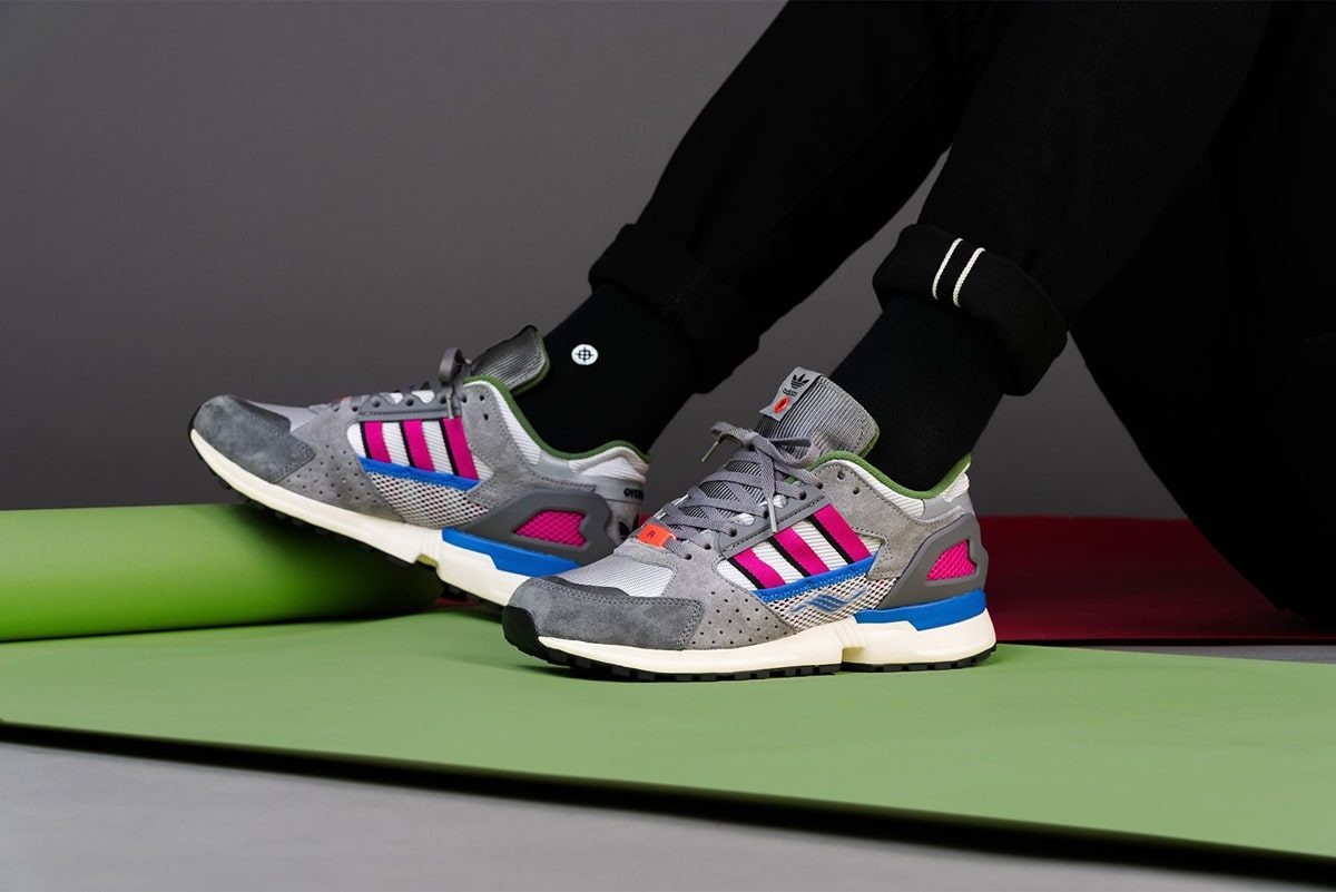 Where to Buy the Overkill x adidas Condortium ZX 10.000 C