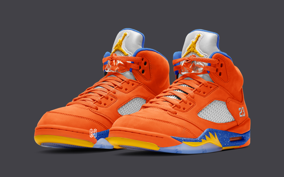 "finest selection bd2a4 f1962 Concept Lab // Air Jordan 5 ""Wheaties"" - HOUSE OF HEAT ..."