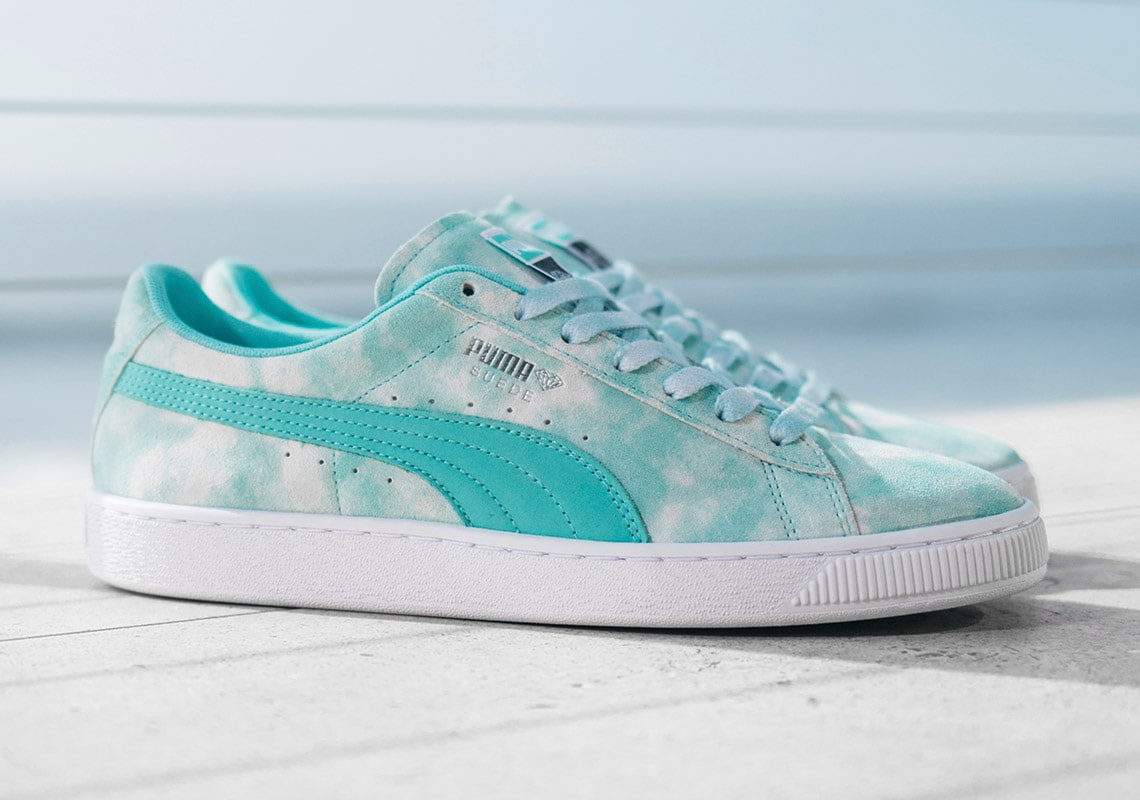 Diamond Supply Co. Return to PUMA for a Four-Piece Collab