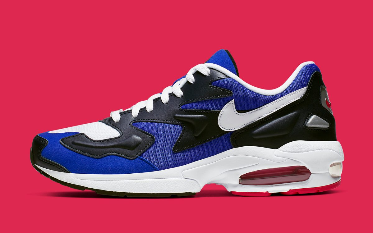 "An Alternate Version of the OG Air Max2 Light ""Berry"" Appears"