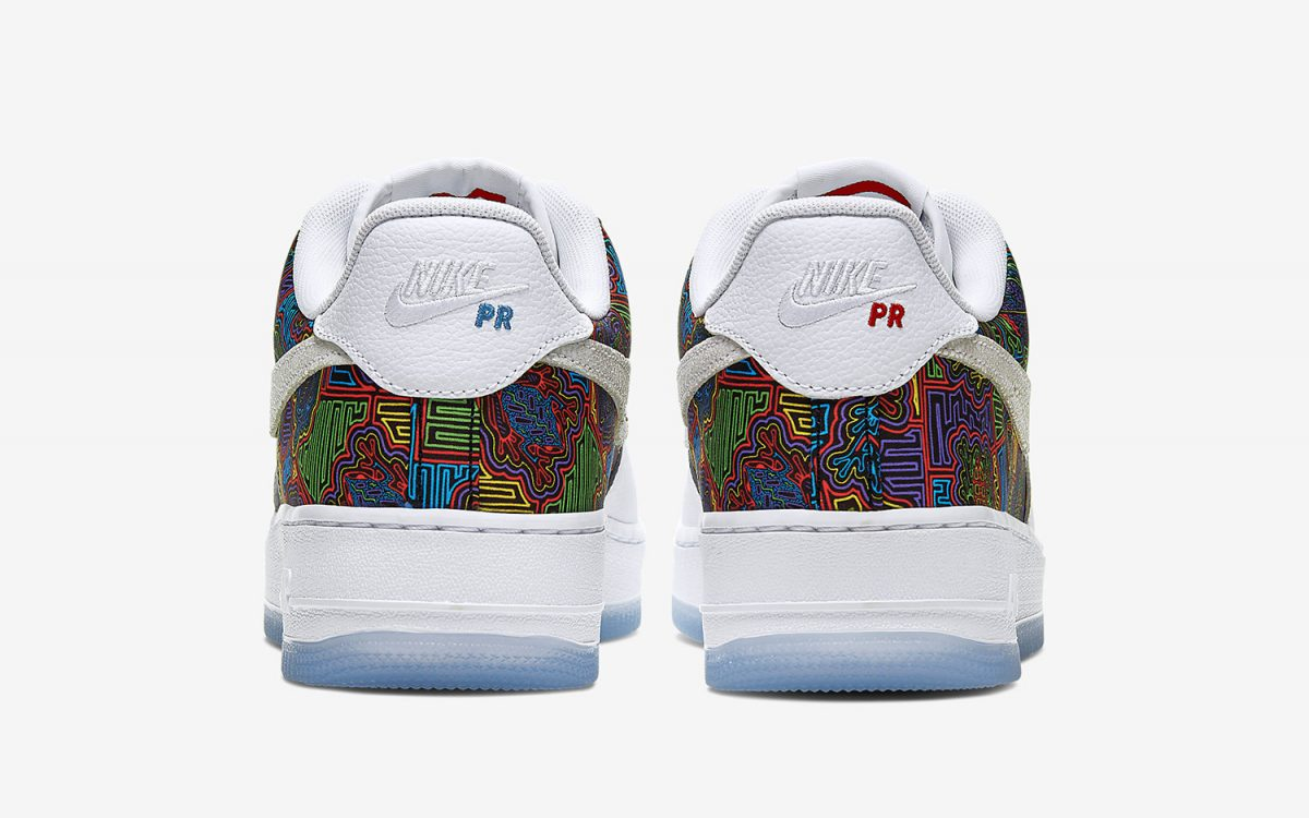 df77e6f003 Nike Has Now Cancelled the Culturally Flawed Puerto Rican Day Air Force 1  Low
