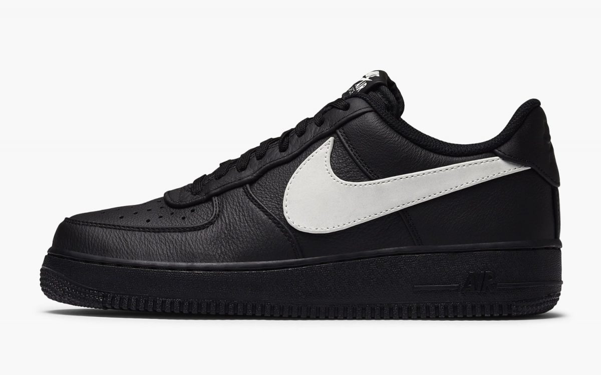 Oversized Swoosh Air Force 1s are Available Now!