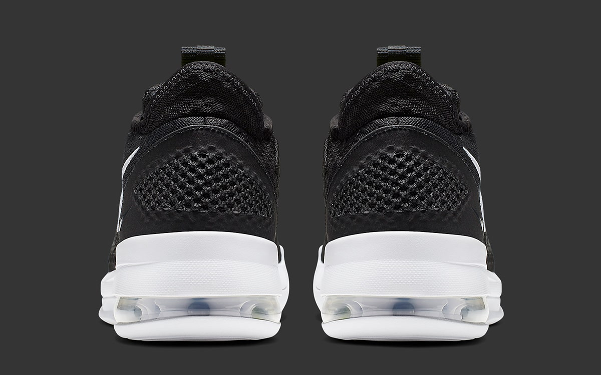 The Nike Air Force Max Low to Debut in Two Classy Colorways