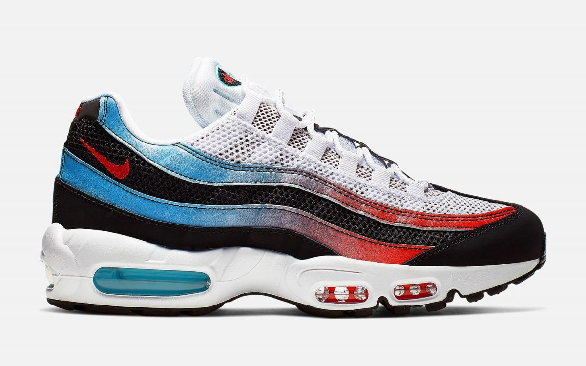 Available Now // Gradient-Laden Nike Air Max 95s