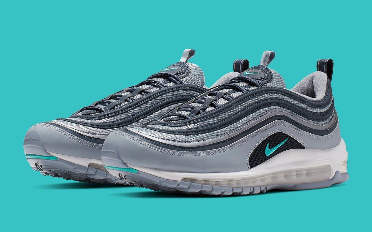 "Available Now // Nike Air Max 97 ""Monsoon Blue"""