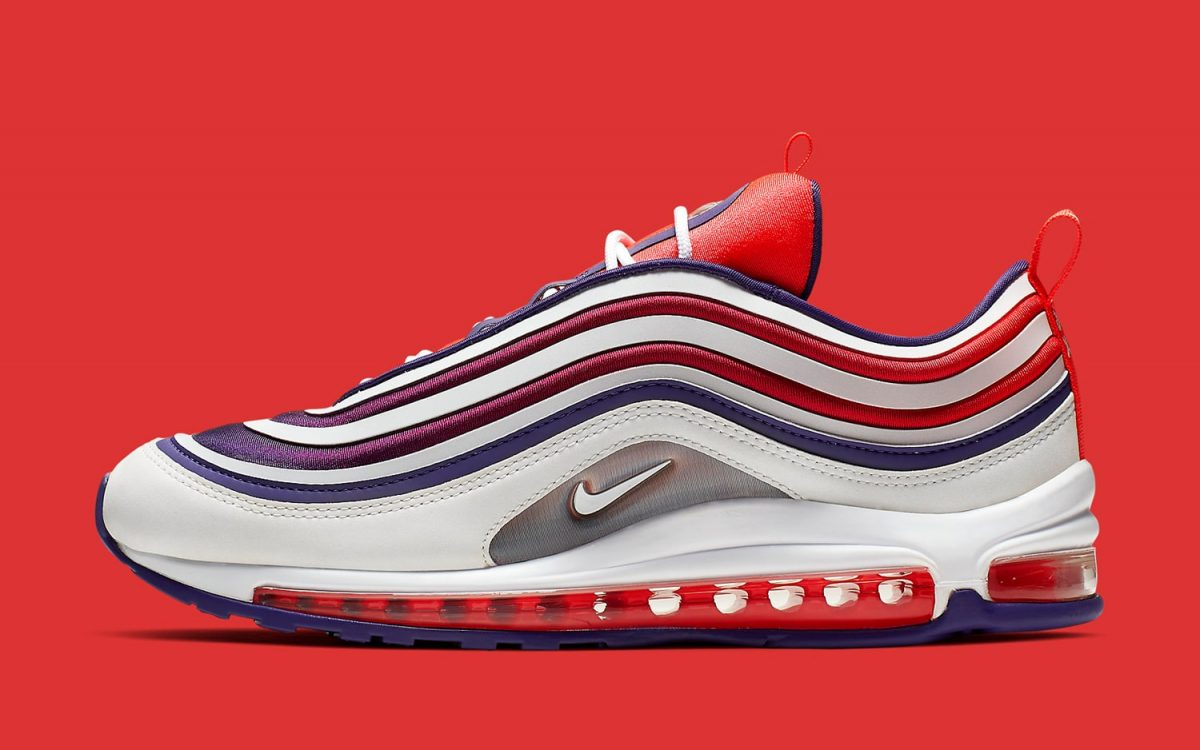 The Air Max 97 Ultra to Release in Two Hoop Themed Options
