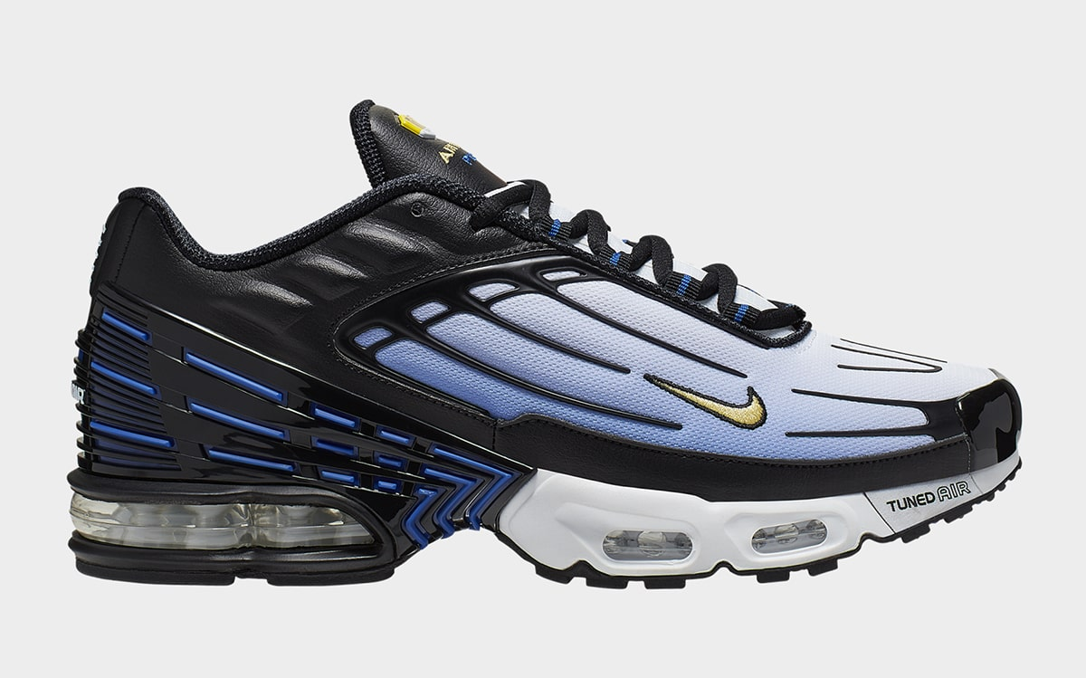 The Air Max Plus 3 OG is Making a Return in 2019 HOUSE OF